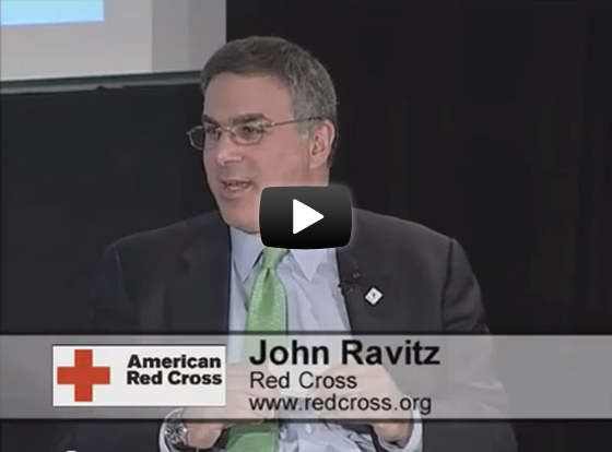 red cross video image