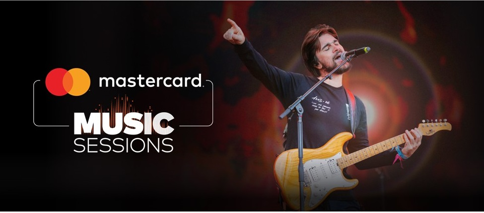 2Mastercard Music Sessions_Juanes