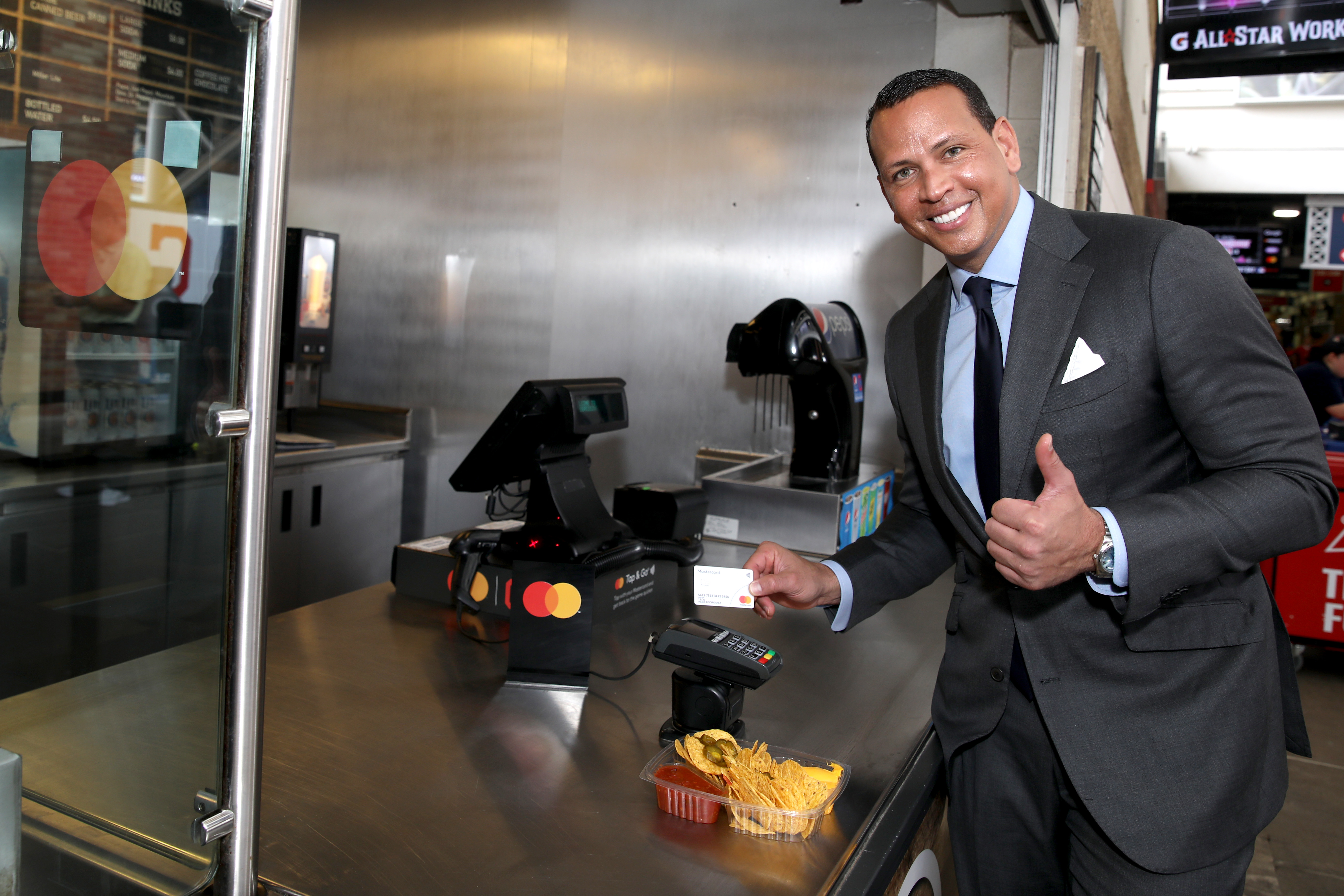 During All-Star Week, Alex Rodriguez is making some time to Start Something Priceless and hoping others will too. Dine out with family and friends this summer and use your Mastercard and you'll help support Stand Up To Cancer. - July 8th 2019 in Cleveland, OH